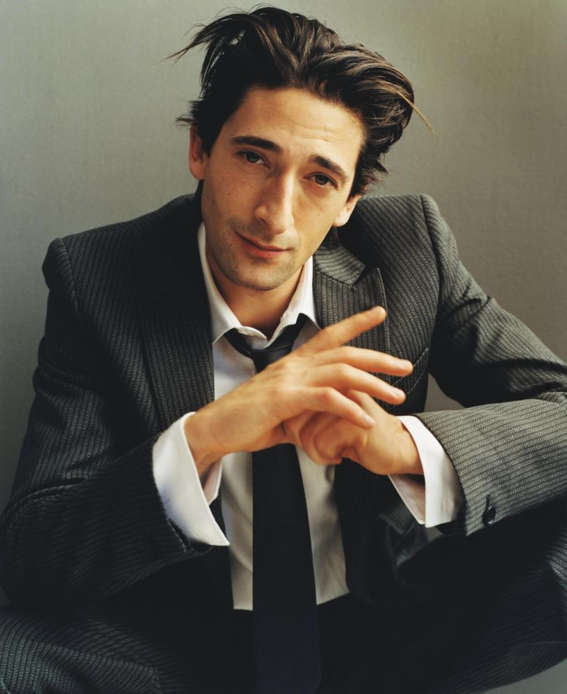 "ADRIEN BRODY as ""Isaac"""