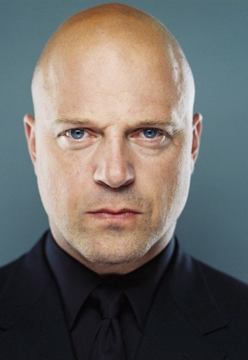"MICHAEL CHIKLIS as ""The Bald Man"""