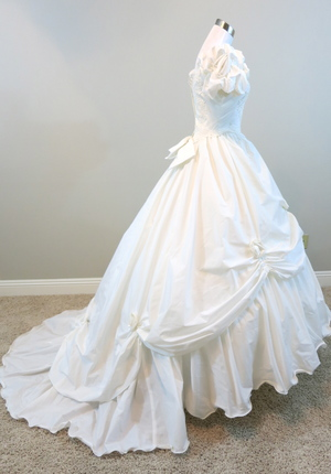 Bridal Gowns — Civil War Ball Gowns & Belle-Styled Dresses