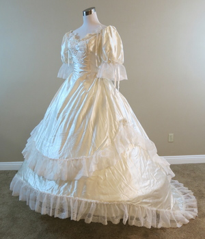 Southern Belle Wedding Dresses | Wedding Gowns Civil War Ball Gowns Costume