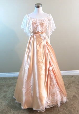 Southern Belle Dresses — Civil War Ball Gowns & Costume