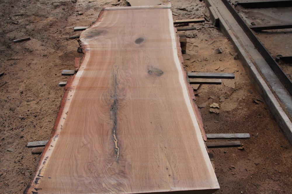 oak slabs