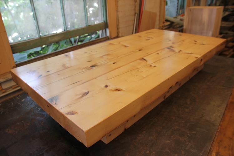 reclaimed wood reclaimed wood ... - Reclaimed Wood From NYC's Lost Buildings €� NYCitySlab- Custom