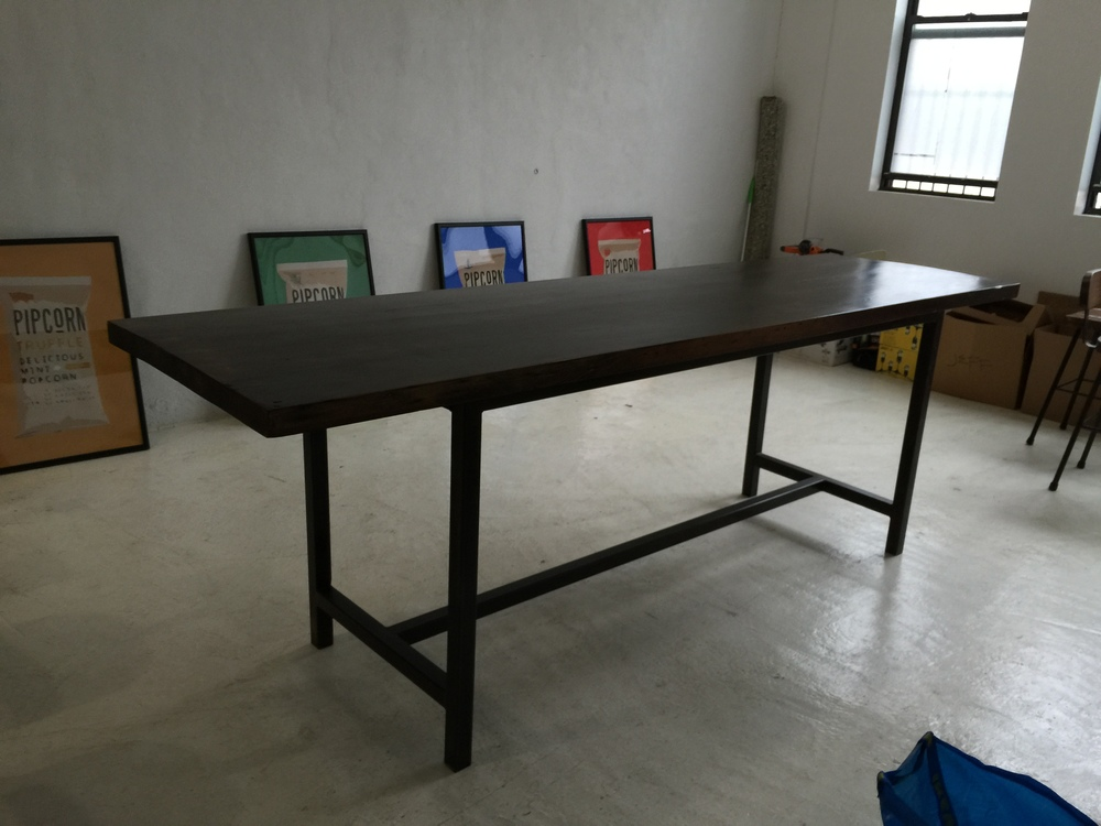 "10' x 3' 42"" Conference Table"