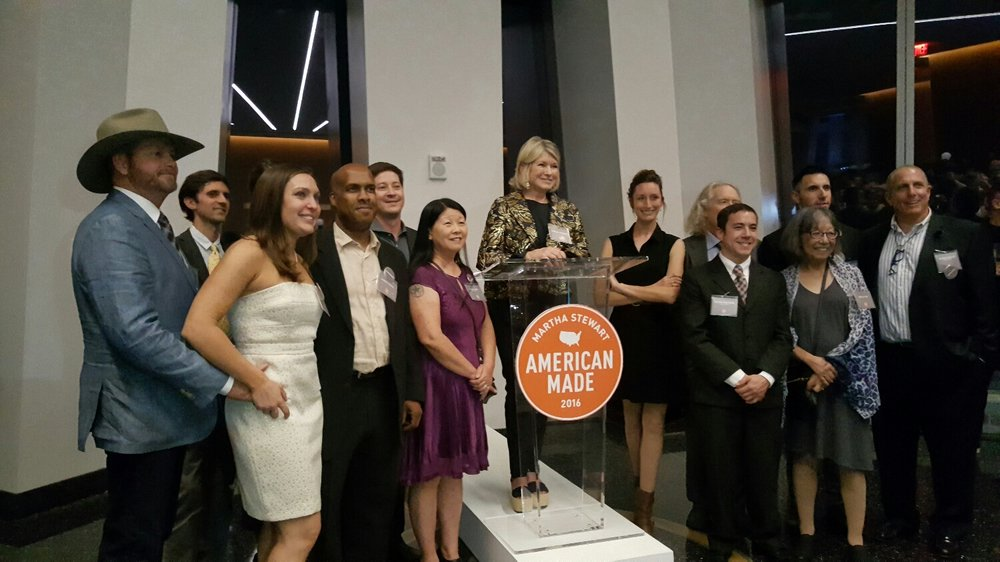 American Made 2016 Honorees