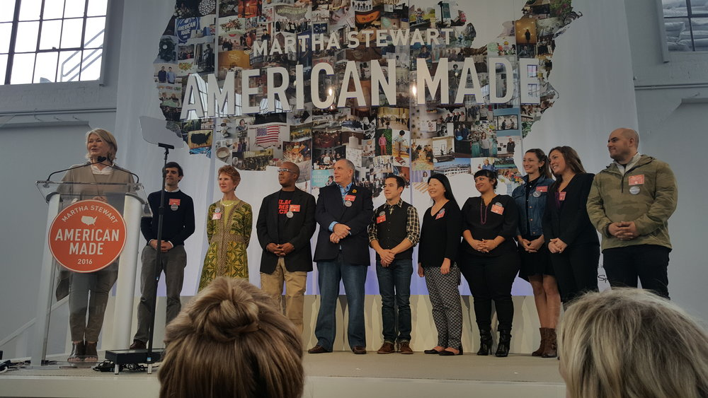 2016 American Made Honorees