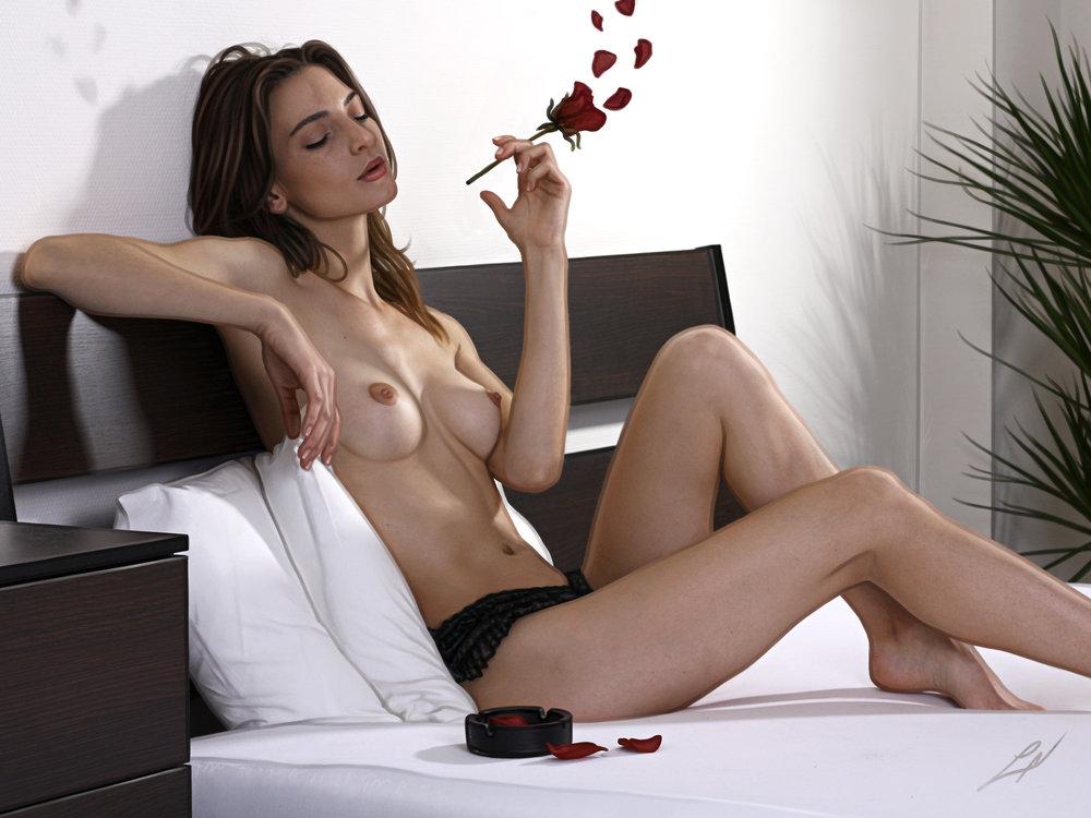 Model: Mary Gram