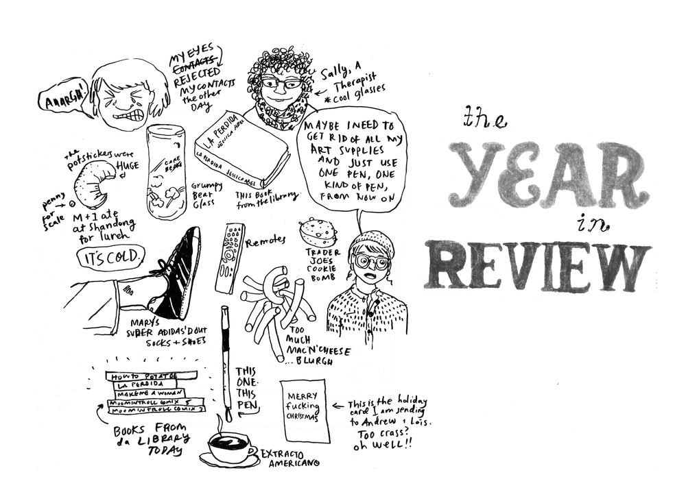the Year in Review , 2014