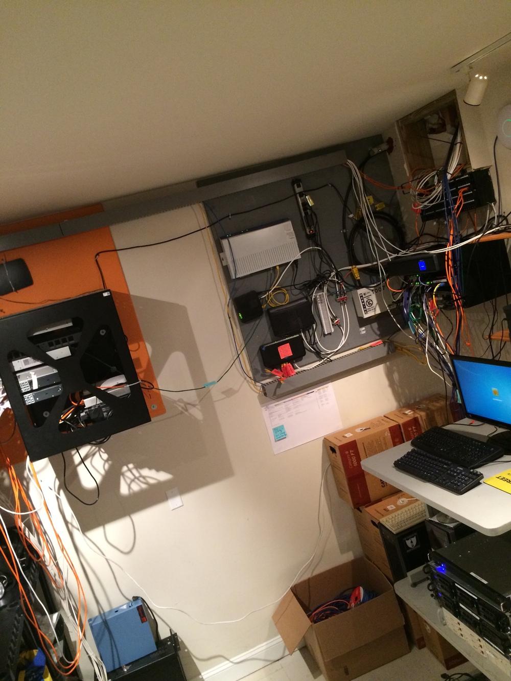 Server Room, December 2014