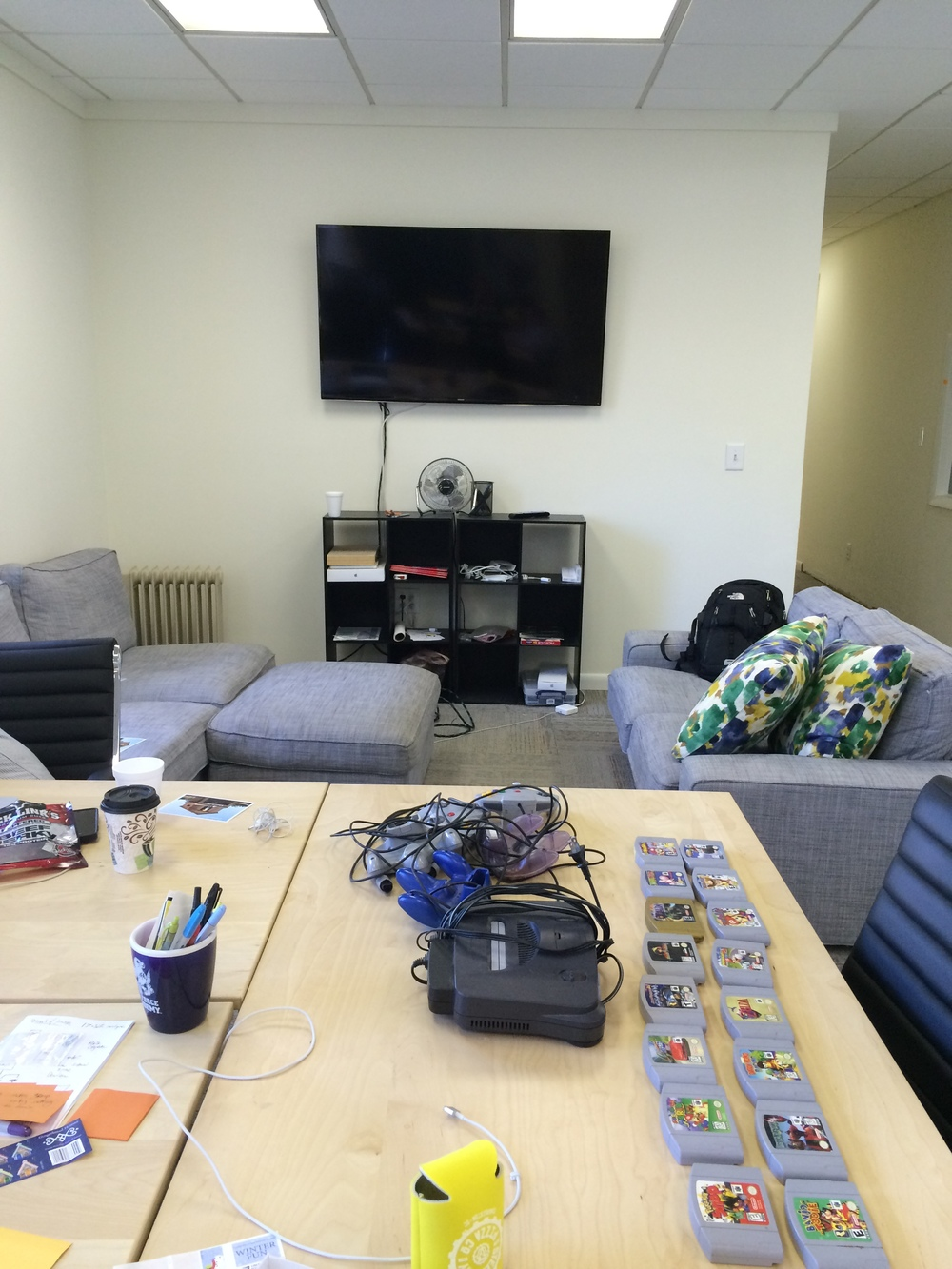 BrainPower Software Office, December 2014