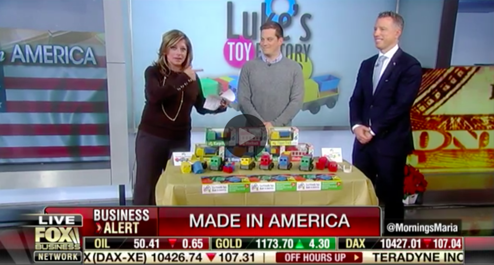 Fox Business, December 2nd 2016
