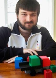 Luke Barber- Toy Designer