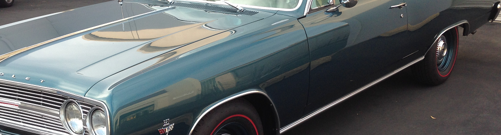 1964 Chevrolet El Camino L79