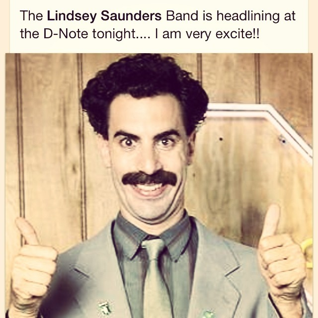 Most likely the best post I've seen about tonight's show so far! #borat #NewYearsEve #LSB