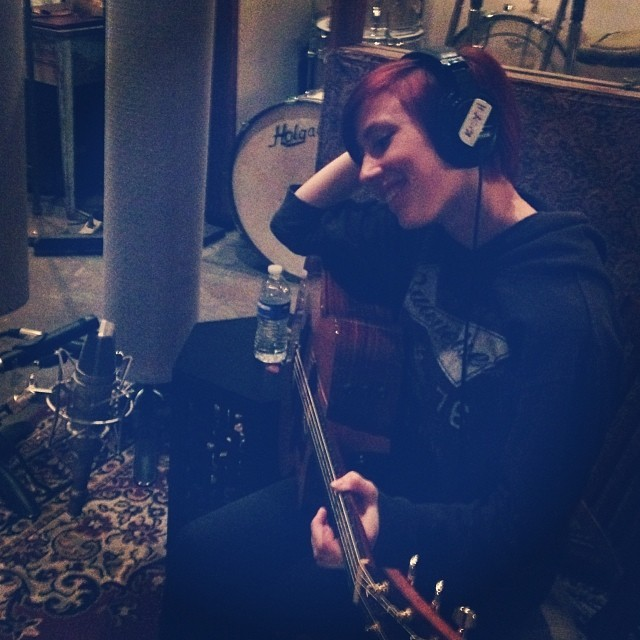 Tracking for the instrumental EP coming out later this year :) #seahorsestudios #LA