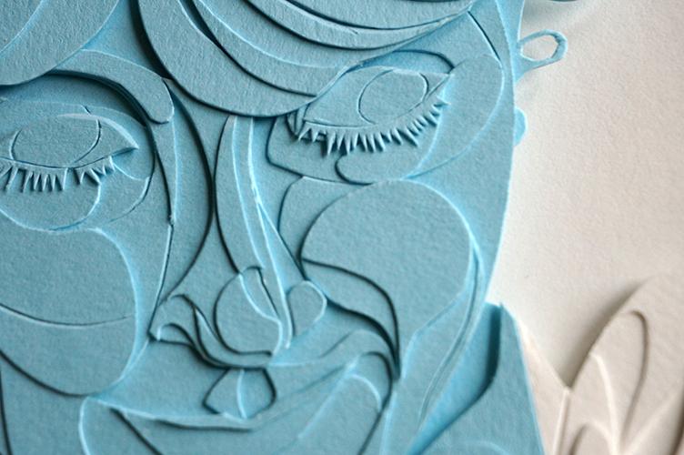 Angel's Trumpet Detail