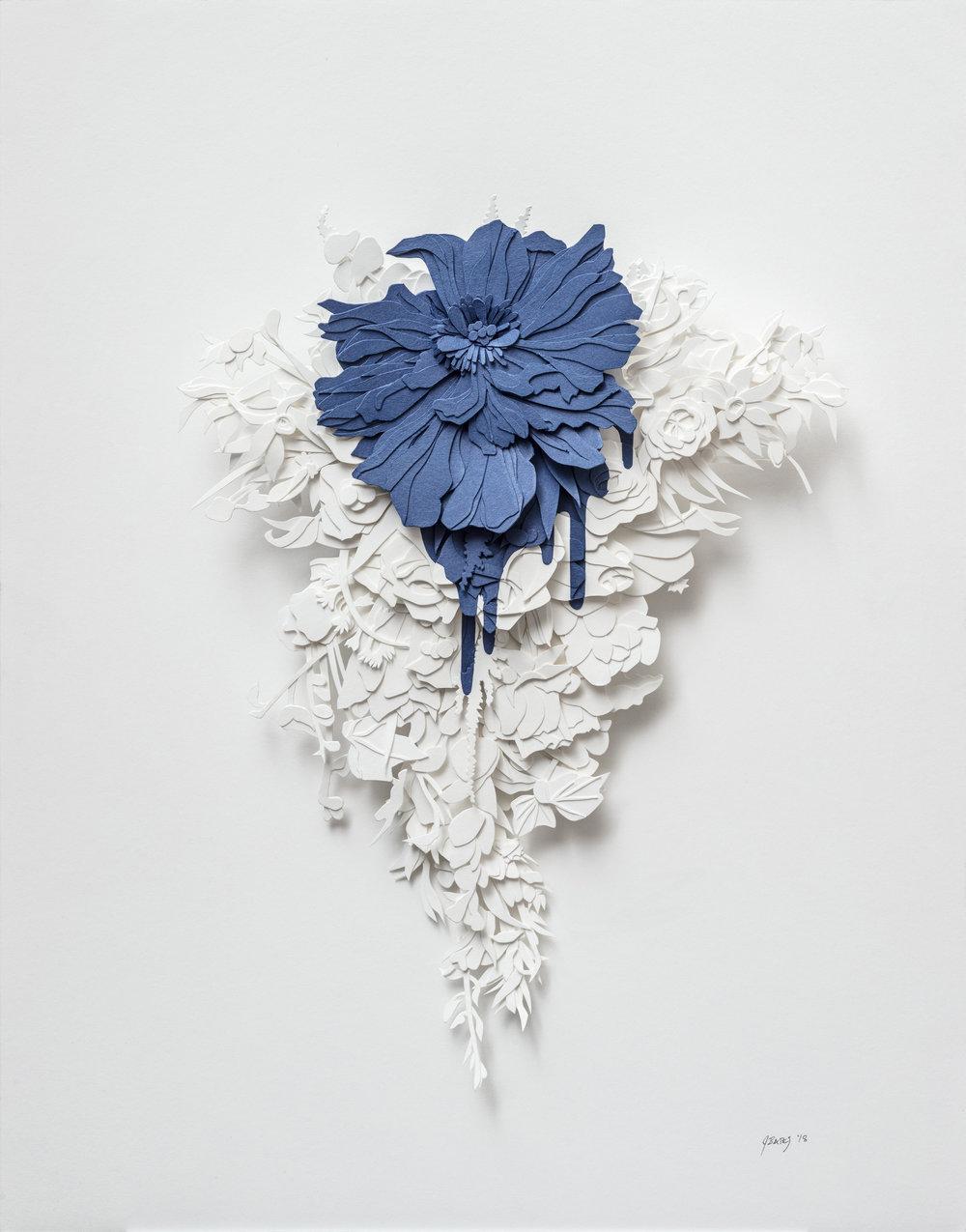 Bleed in Blue