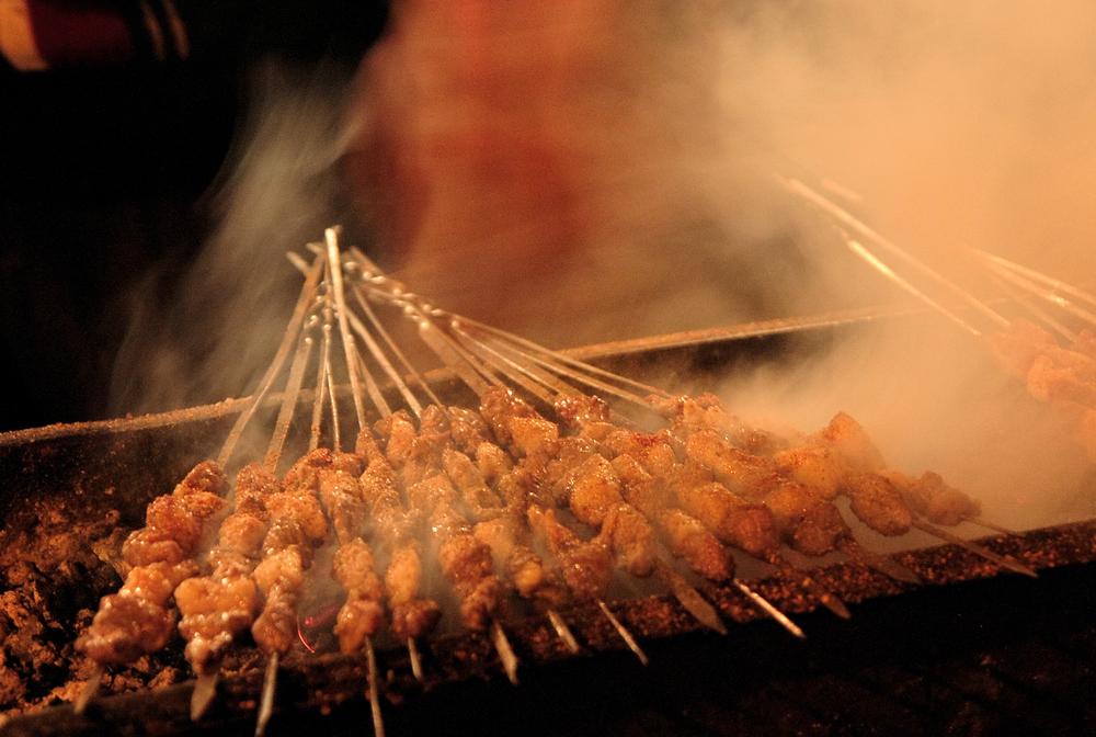 S Tsui, 'Lamb Kebab' 2007