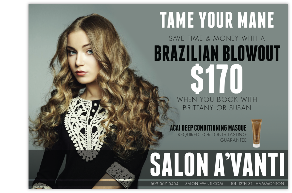 Brazilian Blowout Winter
