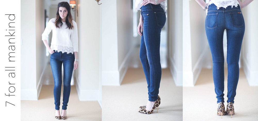 The Best of Skinny Jeans - The Middle Closet