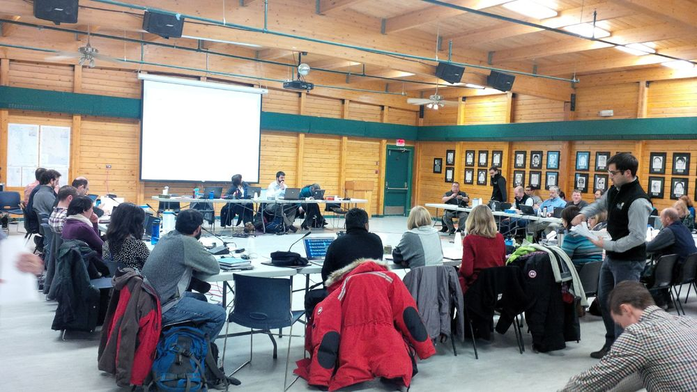 Technical Meetings and Pre-hearing Conference as Park for the Draft Environmental and Social Impact Assessment for the Back River Project