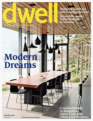 Dwell Magazine   October 2014