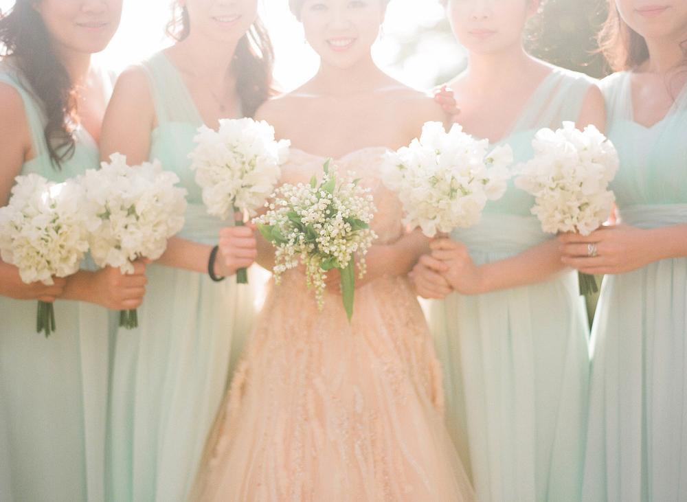 White Bridal
