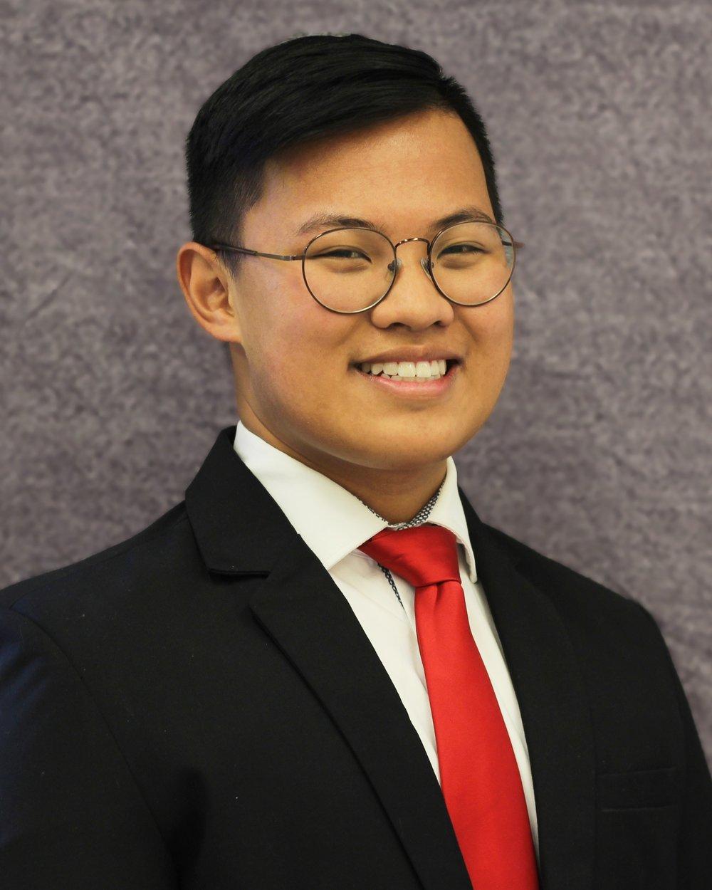 Ivan Hernandez - Alumni Relations Chair