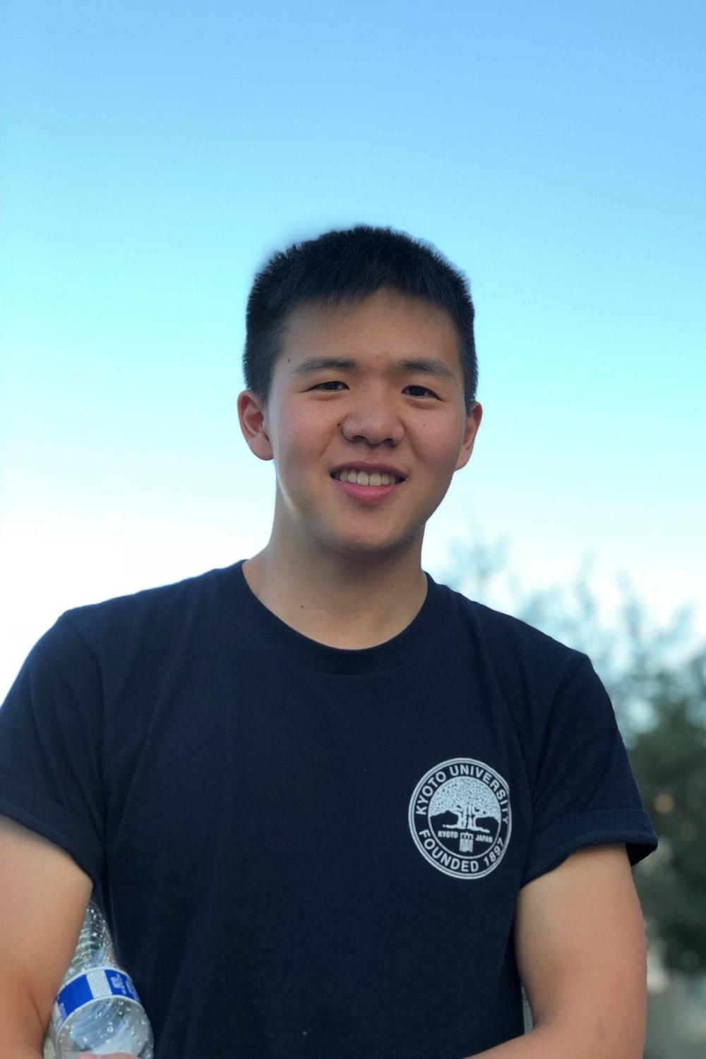 Lawrence Tsai - Project Chair