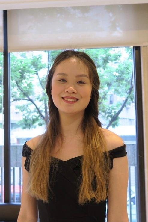 Melissa Chang - Webmaster