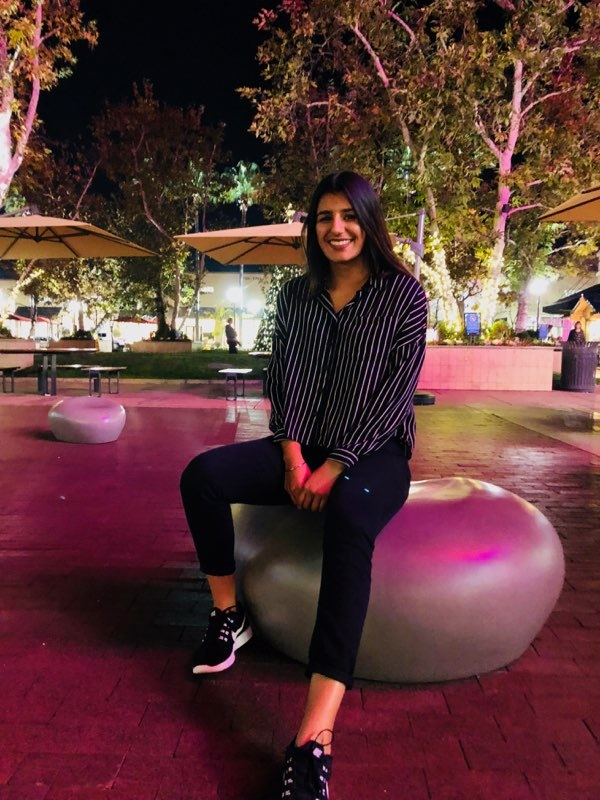 Tanveen Kaur - External Social Chair and Publicity Chair