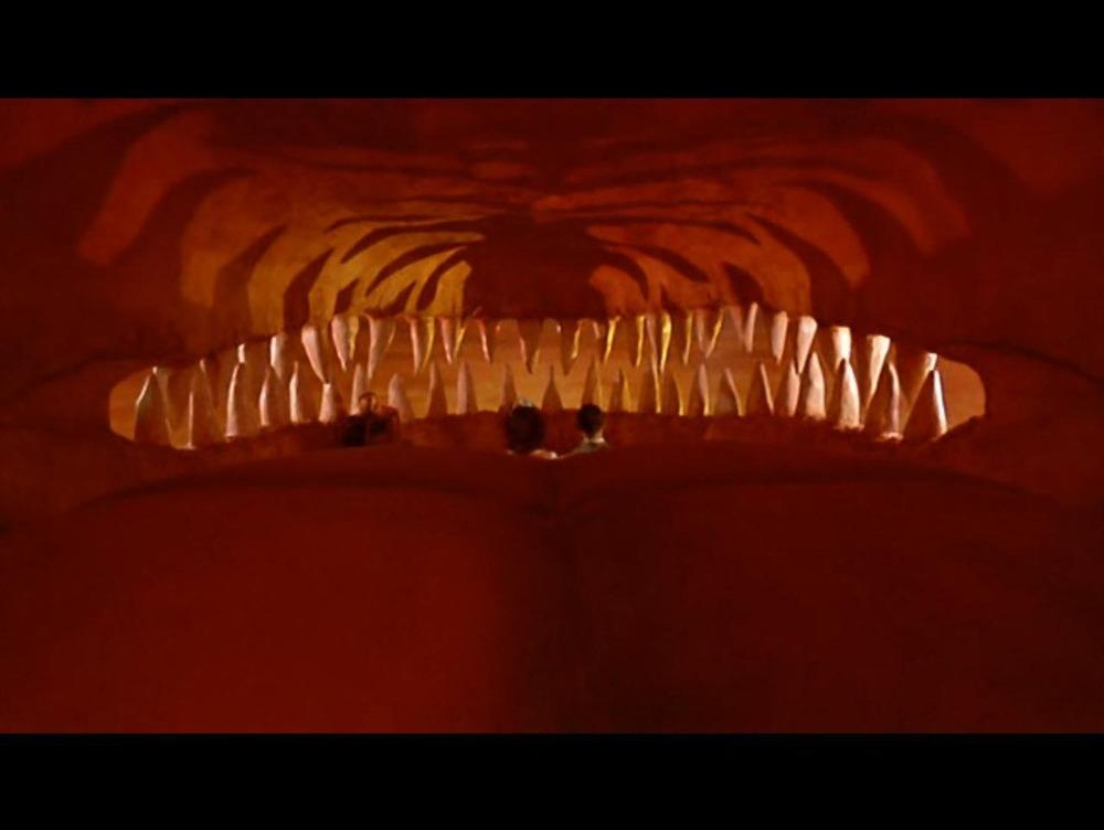 PeeWee In A Dinosaur