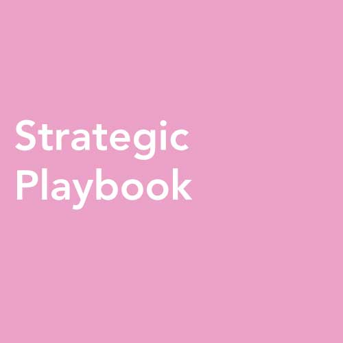 Need strategy? Click here to get in on our magic.