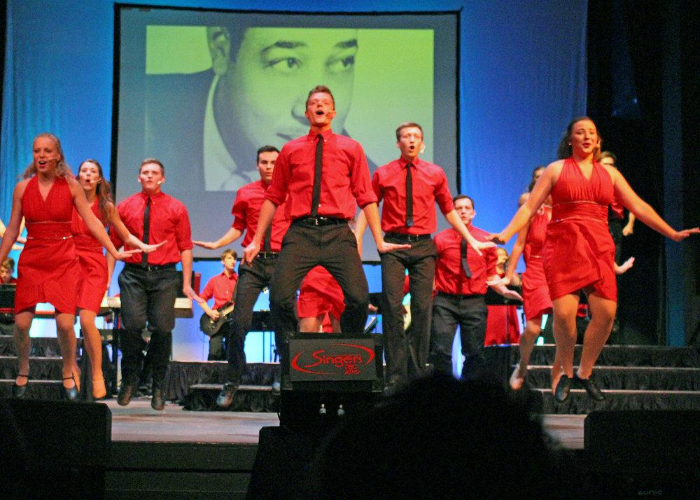 Wisconsin Singers Best Things in Life