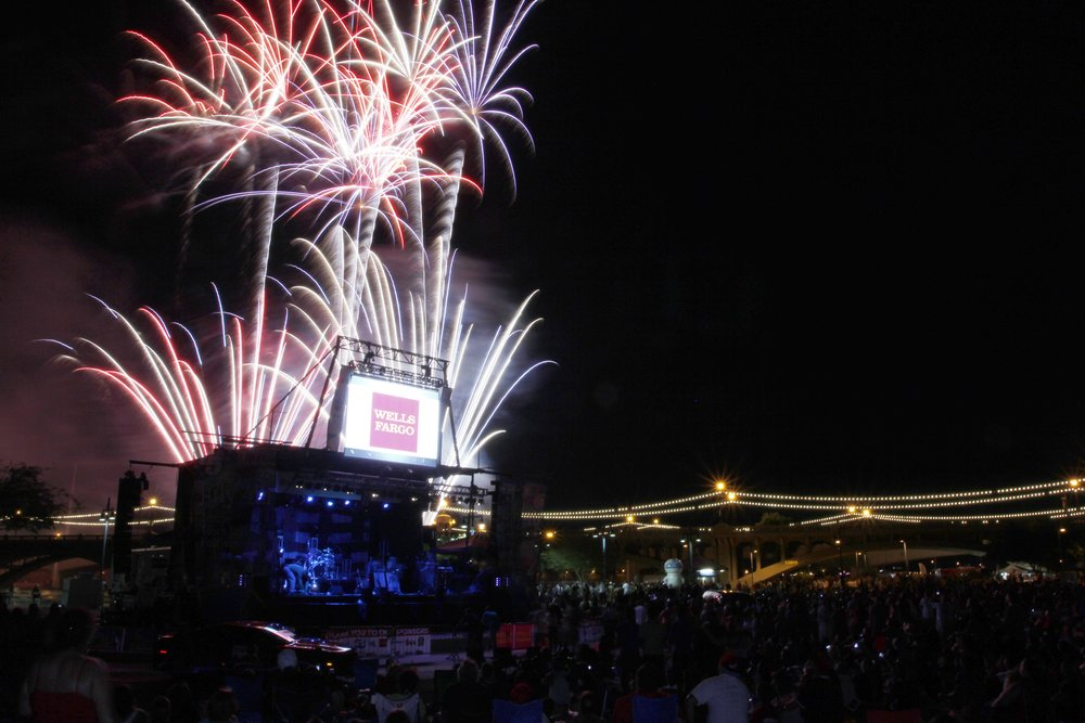 Annual Tempe 4th of July Festival