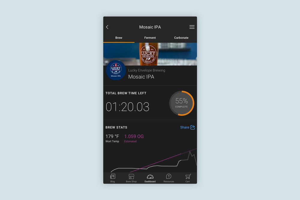 PicoBrew   App UX