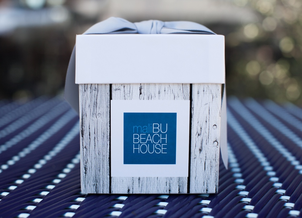 MALIBU BEACH HOUSE CANDLES • available for purchase online