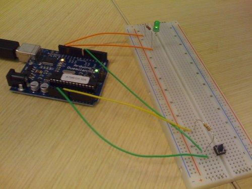 My Arduino setup