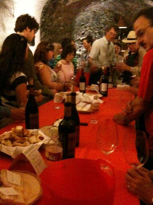 Cheese and wine pairings
