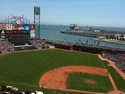 Giants game!