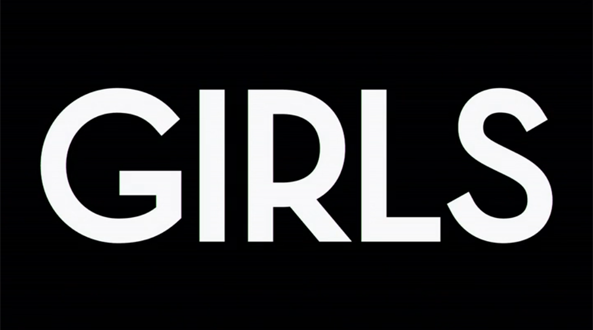 Girls Logo Different colors for each intro. Like. Yay for season 2.