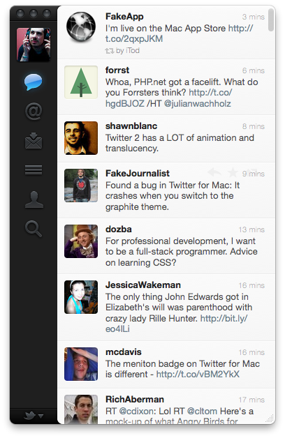Twitter for Mac. IS. HERE.
