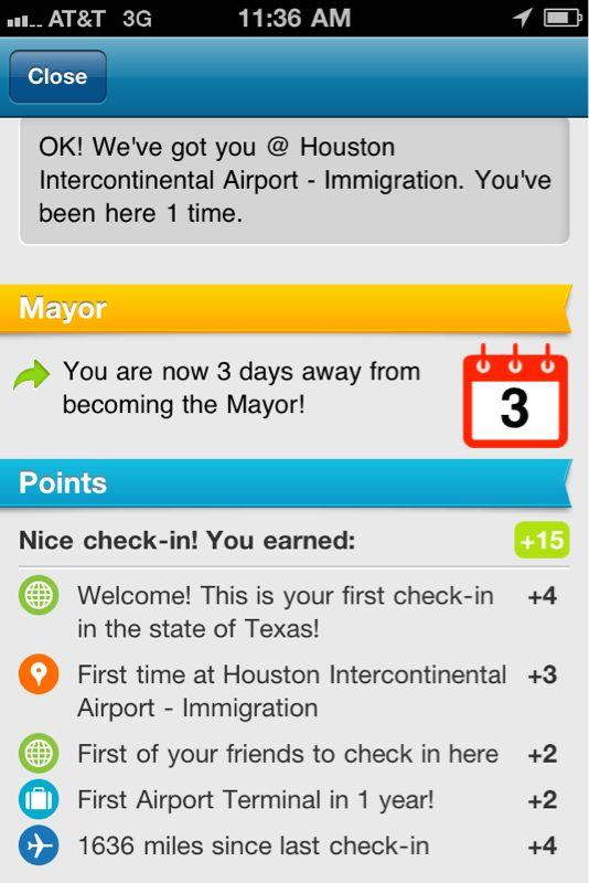 Foursquare v3 shows a ton of new info