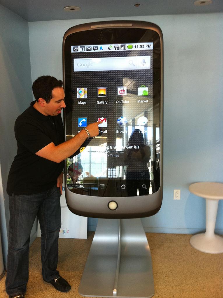 Giant Nexus One