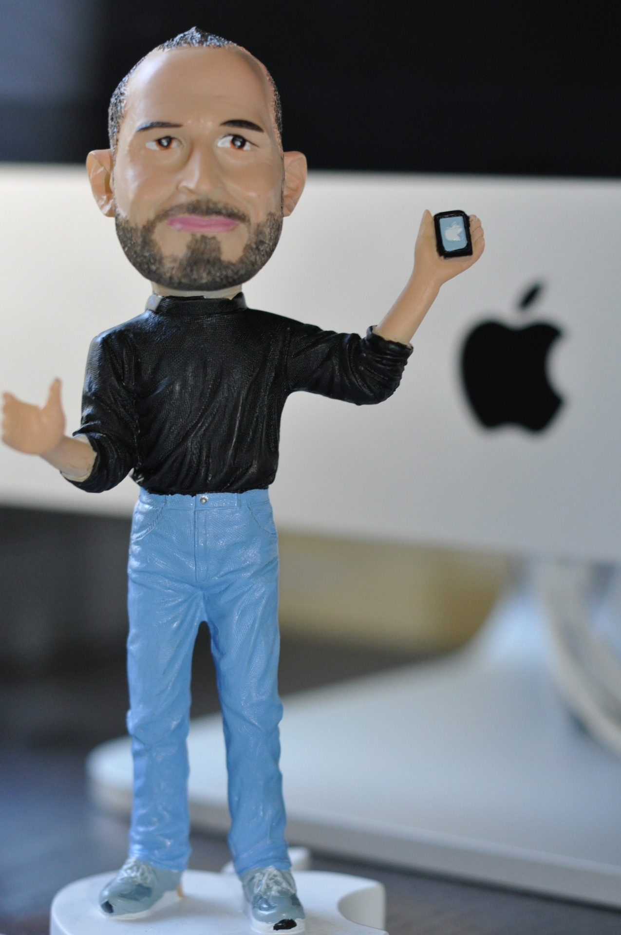 Steve Jobs Purchased on eBay