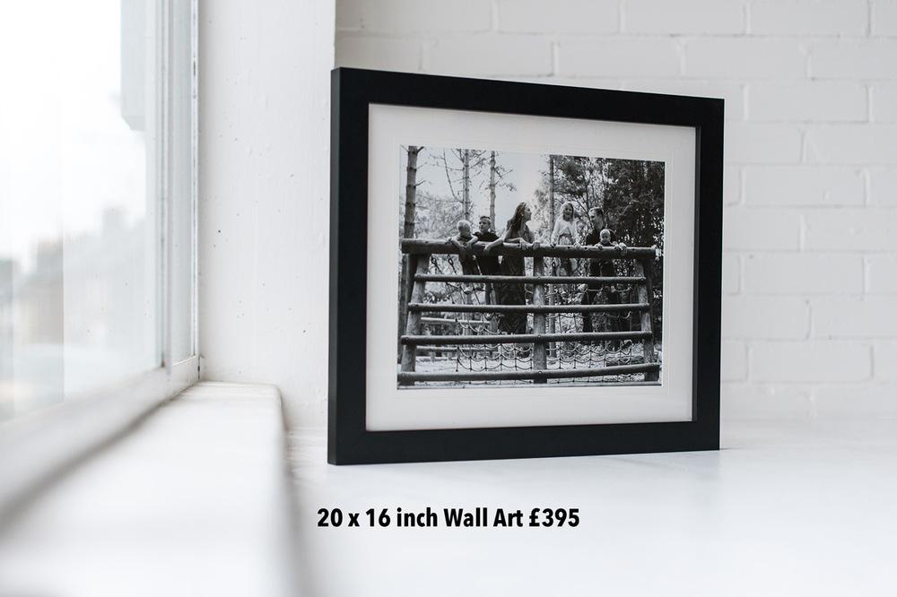 20x16 wall art