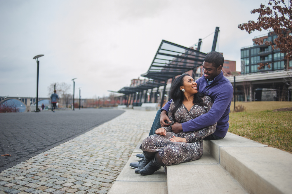 Artistic Engagement Session Georgetown Washington DC by Mantas Kubilinskas-12.jpg
