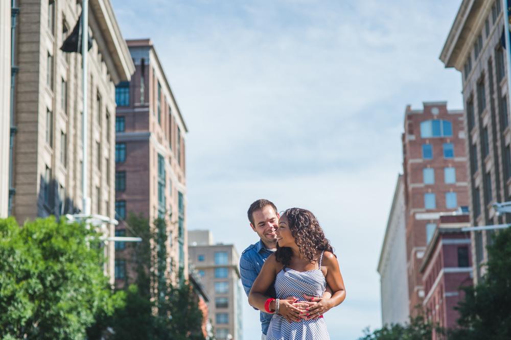 Fun Engagement session in Washington DC By Mantas Kubilinskas.jpg