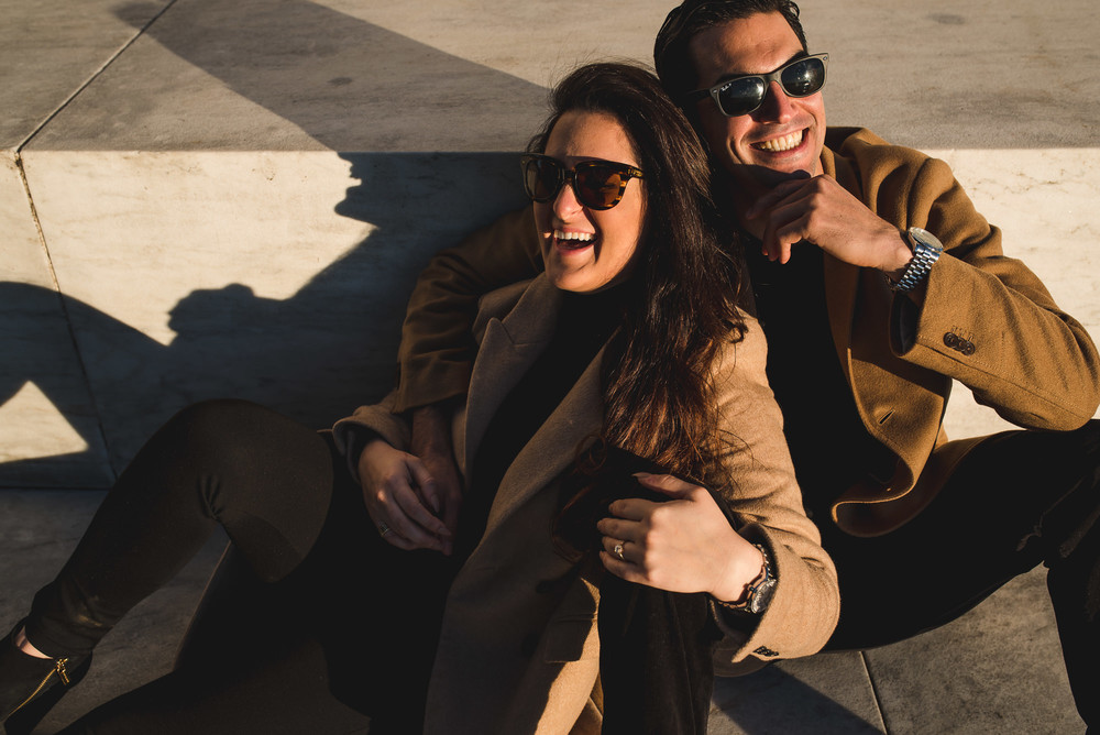 Jefferson Memorial Washington DC Engagement Session by Mantas Kubilinskas-12.jpg
