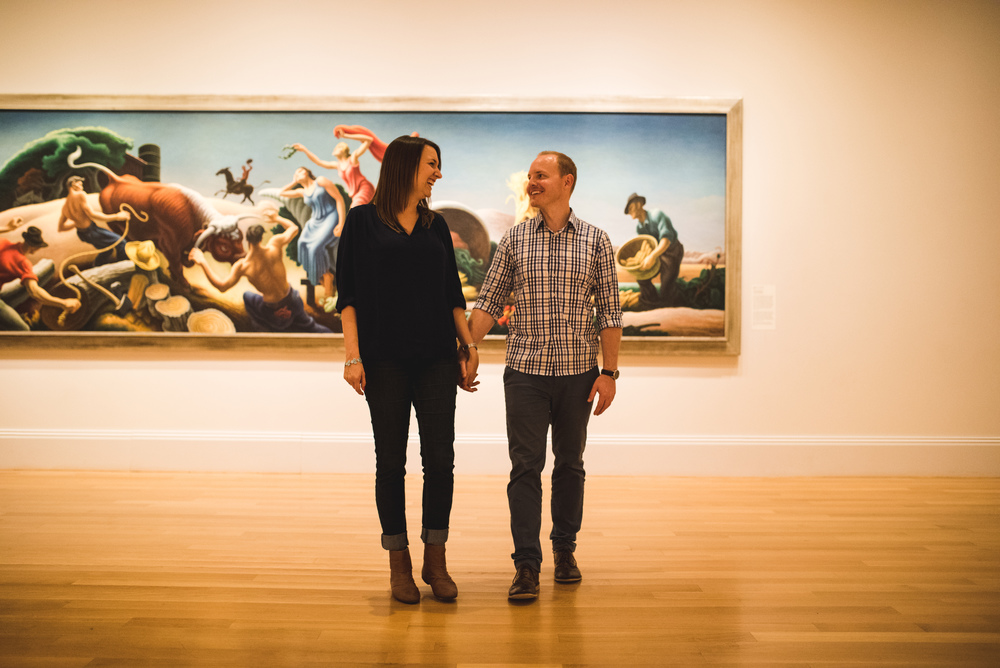Smithsonian American Art Museum engagement session by Mantas Kubilinskas-20.jpg